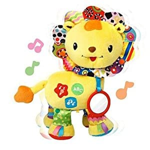 VTech Crinkle & Roar Lion kids toy for reduced price $12.09 @amazon