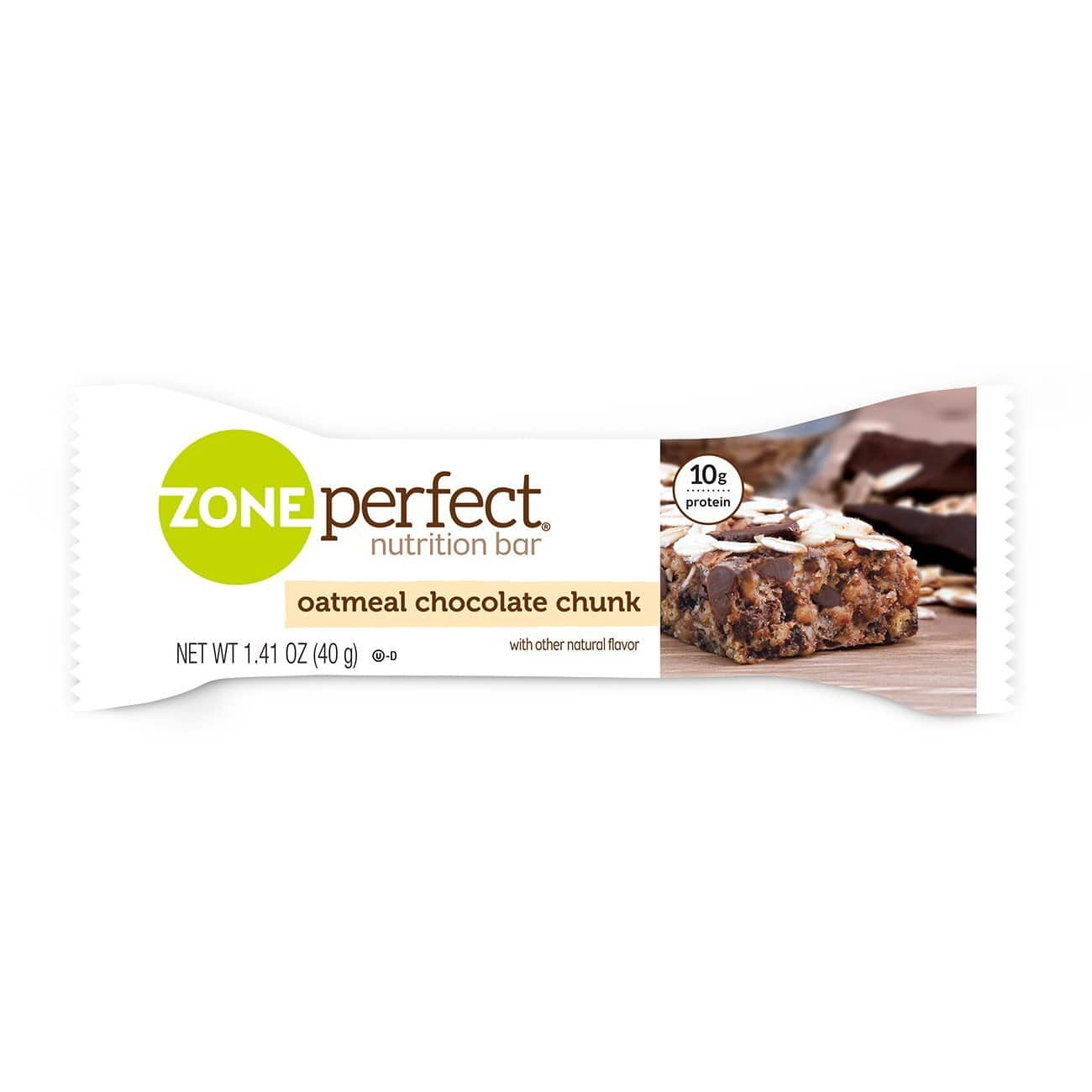 ZonePerfect Nutrition Snack Bars, Salted Caramel Brownie, 1.58 oz, (30 Count) for $12.64 ($0.42 / Count) @amazon with S & S