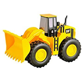 Toy State Caterpillar: Wheel Loader toy at its best price $5.74 @amazon as Add-on item