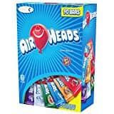 Airheads Bars, Chewy Fruit Candy, Variety Pack, 60 Count - $6.64 ($0.20 / Ounce)  @amazon with S & S as Add-on item