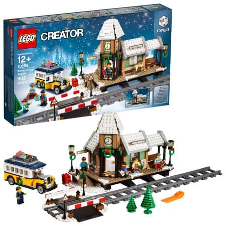 LEGO Creator Expert Winter Village Station 10259 for $54.99 (31% off) @Walmart (Note: Supply maybe limited)