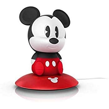 Philips -  Mickey Nightlight at reduced price -$9.18@amazon