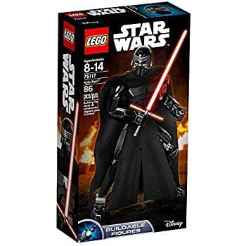 LEGO Constraction Star Wars Kylo Ren 75117 - $17.69 @amazon, walmart, target