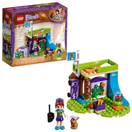 LEGO Friends Mia's Bedroom 41327 Building Set - $7.00 (30% off) @amazon, walmart