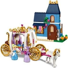 LEGO Cinderella's Enchanted Evening 41146 Building Kit - $25 (37% off) @amazon