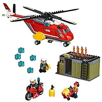 LEGO City Fire Response Unit 60108 Children's Toy - $27.99(30% off) @amazon, target, walmart