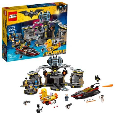 LEGO Batman Movie Batcave Break-in 70909 - $69.96(30% off) @amazon, walmart $69.99