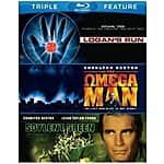 Classic sci-fi BluRay from $5
