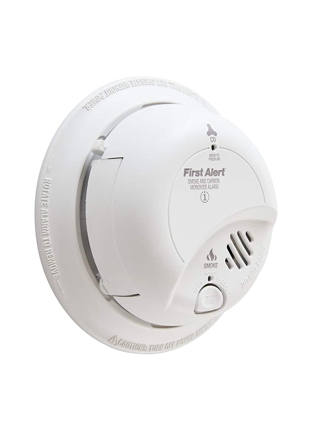 $29.99  First Alert SC9120B Hardwire Combination Smoke/Carbon Monoxide Alarm with Battery Backup [1 Pack]
