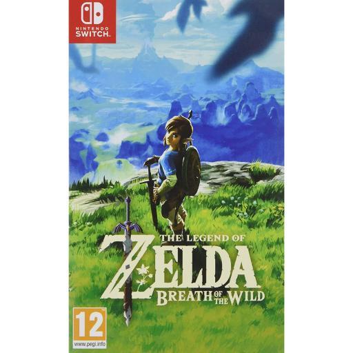 Legend of Zelda Breath of the Wild - Nintendo Switch Physical (Massgenie Powerdeal) $43.50   Super Mario Maker 2 Physical (Import Region Free) $43.95