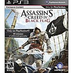Assassin's Creed IV: Black Flag for Sony PS3 $6.99
