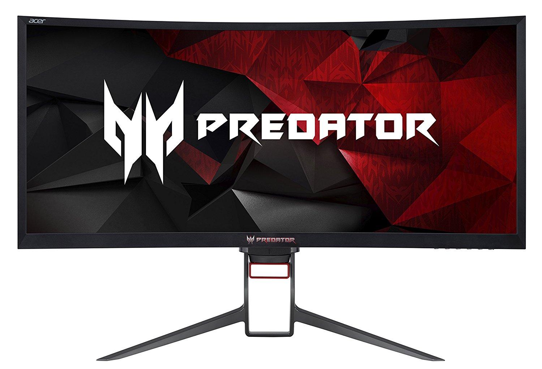 "Acer Predator Z35P bmiphz 35"" G-Sync 3440x1440 Monitor $749.99"