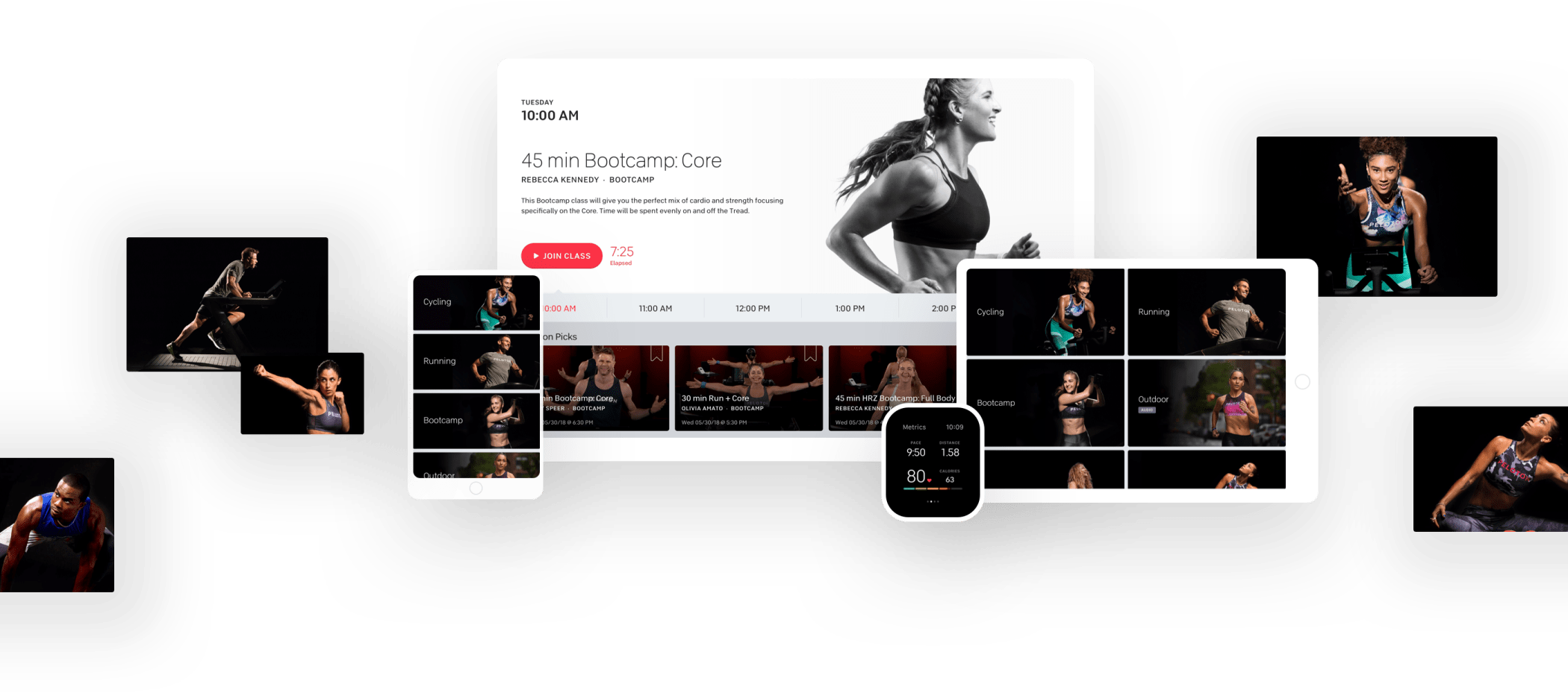Peloton: Free 90-day subscription trial for its at-home workout App