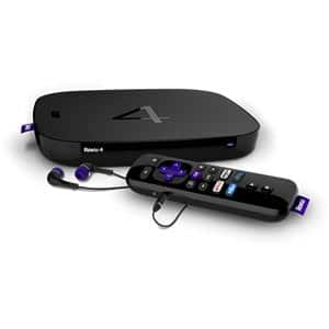 Fry's Roku 4 - $97 with daily code  (Sunday Promo Code)