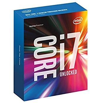 Intel 7th Gen Intel Core Desktop Processor i7-7700K (BX80677I77700K)  $289.99 on Amazon