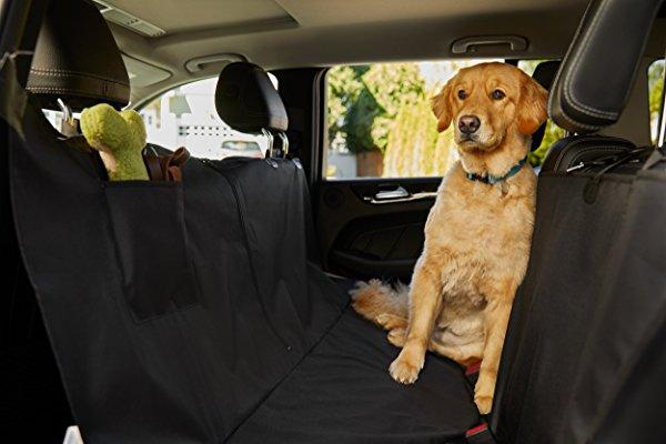 deal image gorilla grip hammock style pet car seat protector   slickdeals    rh   slickdeals