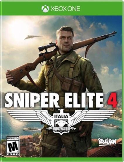 Sniper Elite 4 - Xbox One $14.99