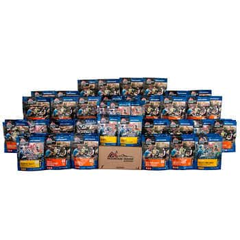 Mountain House 30-day Outdoor Adventure Meal (84 pouches) for $379.99 + FS at costco.com