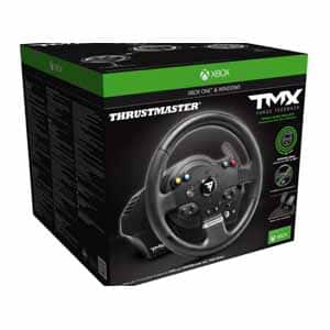 Thrusmaster TMX Force Feedback Wheel for $160 [Compatible with PC and XBOX)