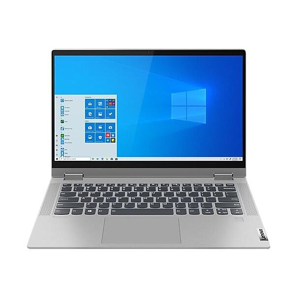 """Staples Lenovo Flex 5 14"""" i5-1035g1 16gb 512gb $529"""