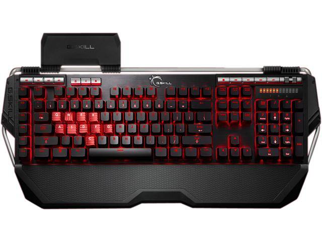 G.SKILL RIPJAWS KM780 MX Mechanical Gaming Keyboard - Cherry MX Brown with Gaming Keycaps - $89.99 at Newegg