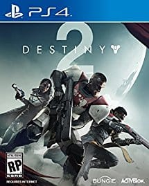 Destiny 2 for PS4 / Xbox One / PC at amazon with prime $47.99 with free shipping