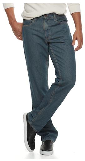 6946fdc137 Men's Urban Pipeline Jeans + $10 Kohls Cash - Slickdeals.net