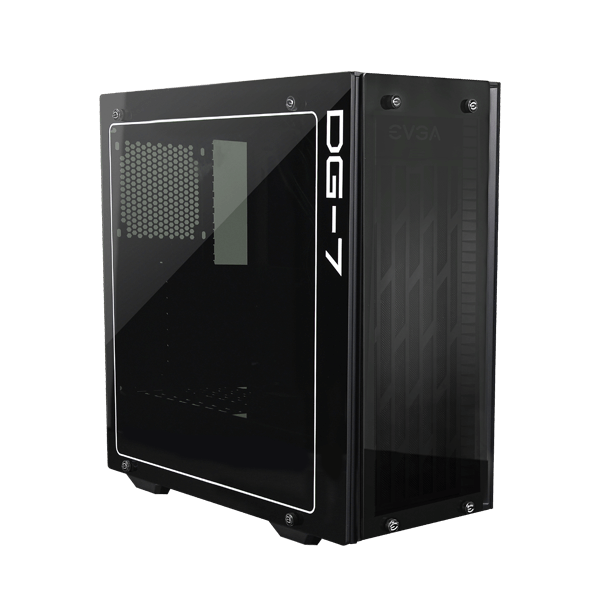 EVGA DG-75 Matte Black Mid-Tower, Tempered Glass - $51.99 ($41.99 with rebate)