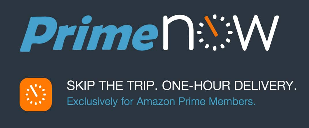 Prime Now free two hour delivery is now available in the Greater Los Angeles and Orange County AND $20 off $50 order with promo code.