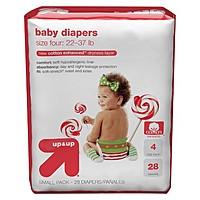 Target Deal: Target B&M YMMV: Christmas Diapers $3.49 - Sz 2 (37 ct), sz 3 (32 ct), sz 4 (28 ct), sz 5 (24 ct)