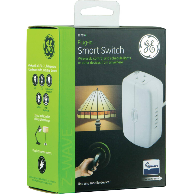 Walmart Clearance on Home Automation GE Smart Switches/Plugs/Sensor - YMMV B&M