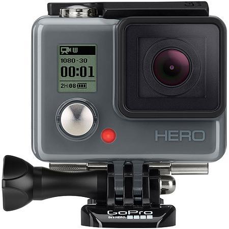 GoPro HERO Action Camcorder - $65 - Walmart -YMMV