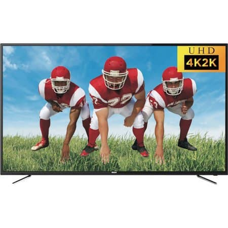 "RCA 65"" 4K LED UHD TV  $420 shipped from Walmart"