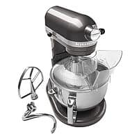 Kohls Deal: KitchenAid Pro 600 Stand Mixer $314 (Kohls Card) + 60 KCash + $50 MIRB + taxes - Kohls.com