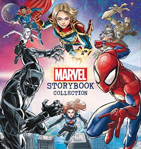Marvel Storybook Collection (2020 Version) - Hardcover Book $6.95