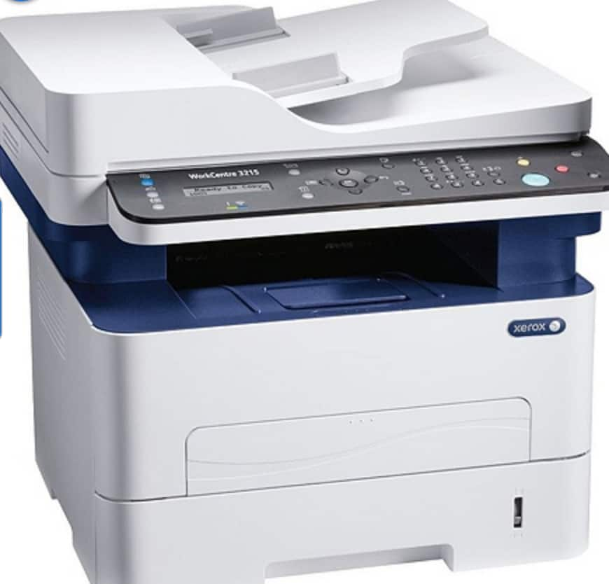 Xerox® WorkCentre® Wireless Monochrome Laser All-IN-One Printer, Copier, Scanner, Fax @ Office Depot, $69.99/$74.99 6/4/18 ONLY