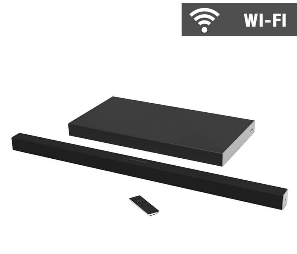 Vizio 3.1 Soundbar with Multiroom Audio $149.97