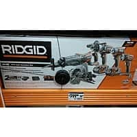 Home Depot Deal: RIDGID GEN5X Combo Kit (5-Piece) for $399 (or $320 w/Harbor Freight coupon, ymmv) at Home Depot Store