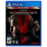 Pre Order Metal Gear Solid V: The Phantom Pain $60 (Ps4 or Xbox one) and get a $25 Dell eGift Card and Free shipping