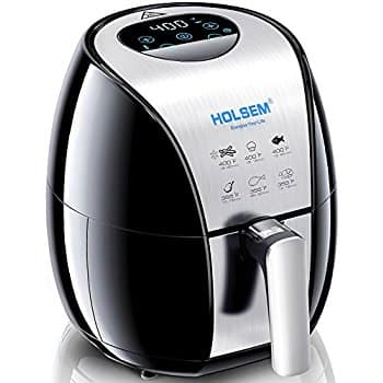 3.4 QT Capacity Air Fryer with Rapid Air Circulation System $64.49 AC + FS @ Amazon