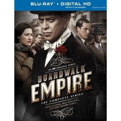 Boardwalk Empire: Complete Series [19 Discs] (Blu-ray Disc) - $49.99