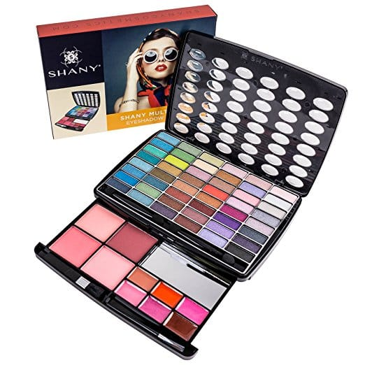 SHANY Glamour Girl Makeup Kit - $5.50  reserved for Prime members.