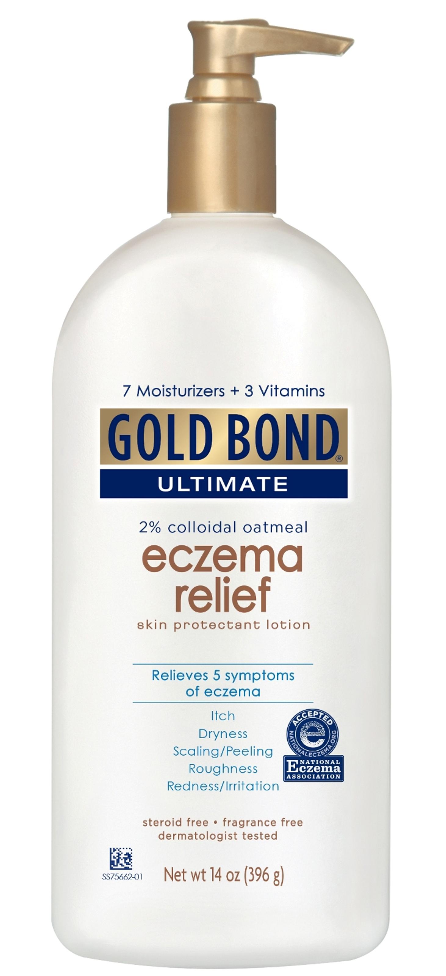 Target - Gold Bond Eczema Relief, 14 Oz. - $5.24