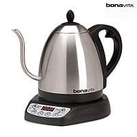 Nomorerack Deal: Bonavita 1-Liter Variable Temperature Digital Electric Gooseneck Kettle - $71.00 with shipping