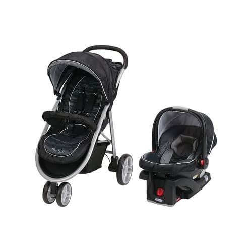 Graco Aire3 Click Connect Travel System Stroller - Gotham - $154.08