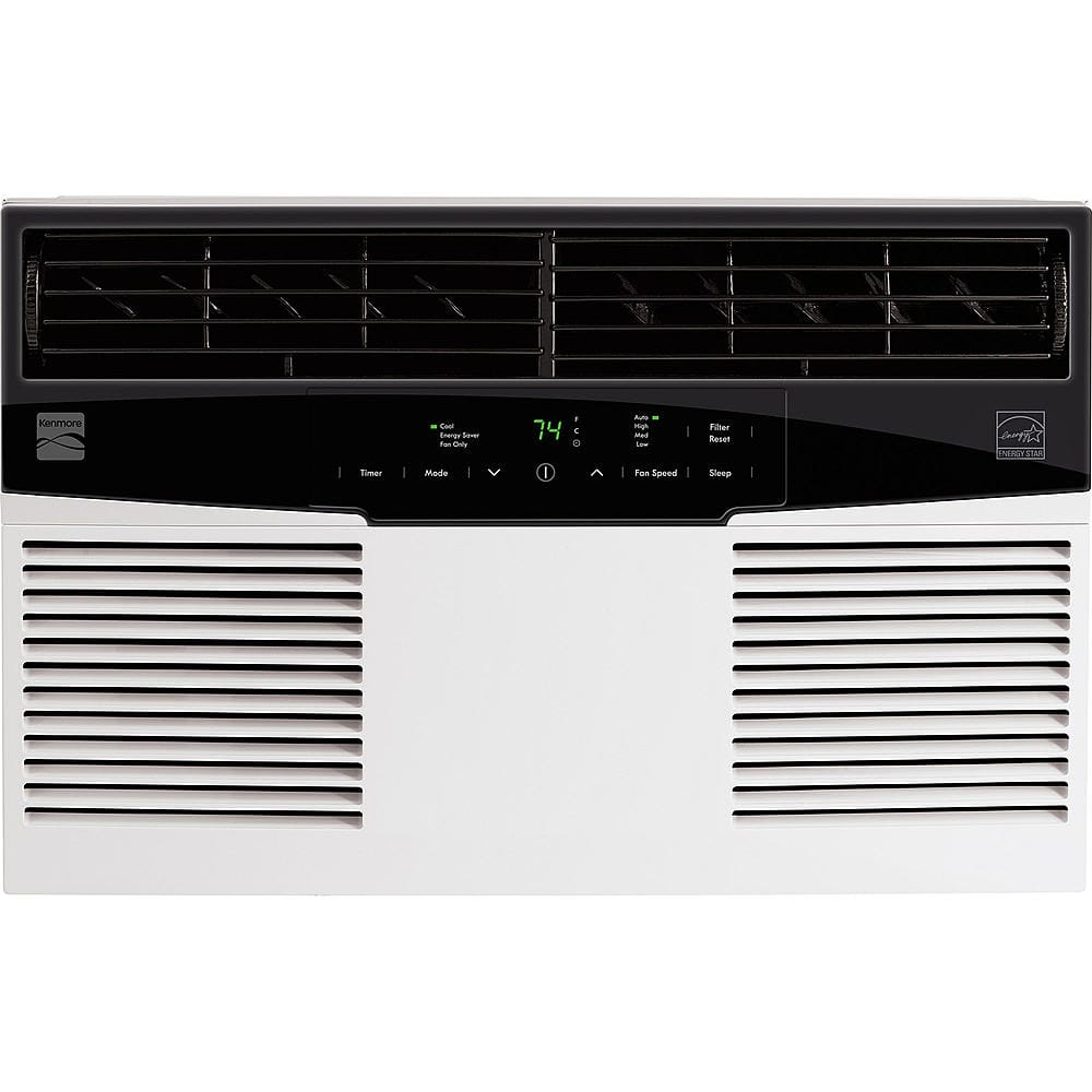 Kenmore 8,000 BTU Window Air conditioner for $168 at Sears