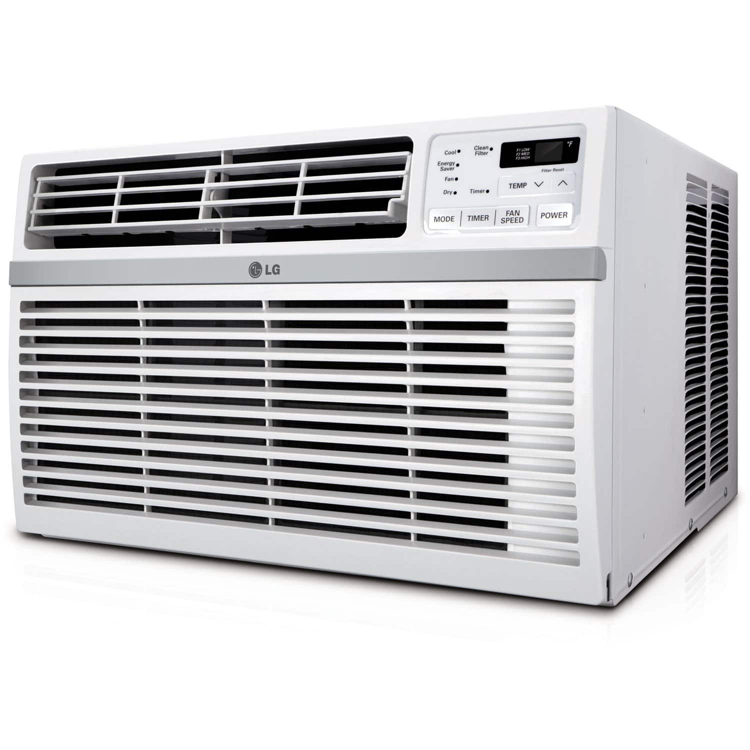 Amazon & Frys  has LG  8,000 BTU 115V Window-Mounted Air Conditioner with Remote Control  for $173 Free shipping