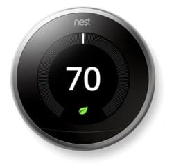 Nest 3rd generation Thermostat + Google Home Mini for $124+tax (after instant rebate)YMMV SDGE Customers Only
