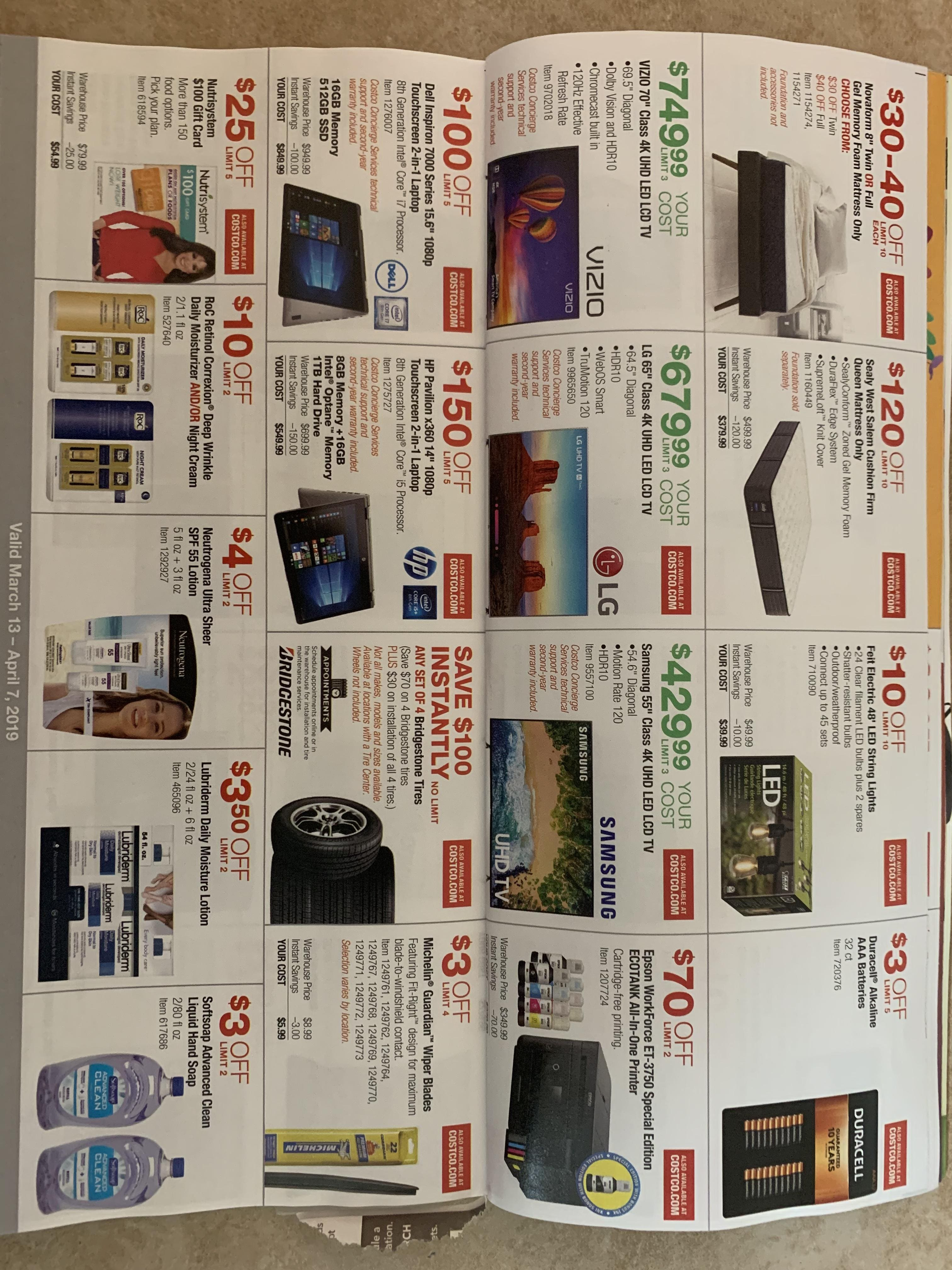 5592f5f45519d COSTCO March 2019 Coupon Book