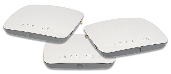 Netgear ProSafe AC WiFi Access Point System 3 Pack - WAC720 2x2 Dual Band -  $299.99